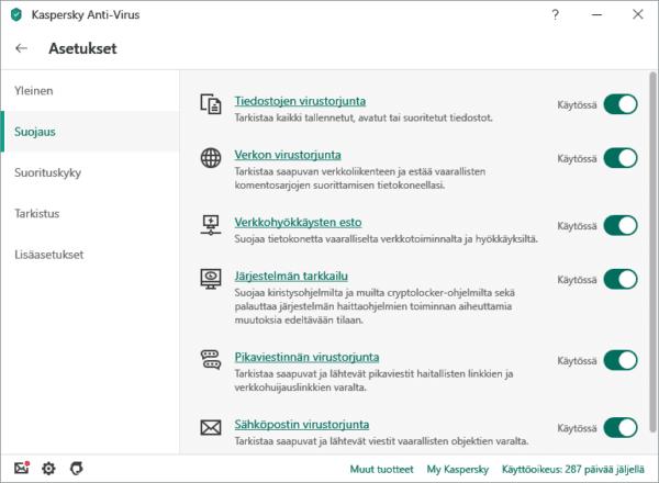 Kaspersky Lab Antivirus - kuva 2