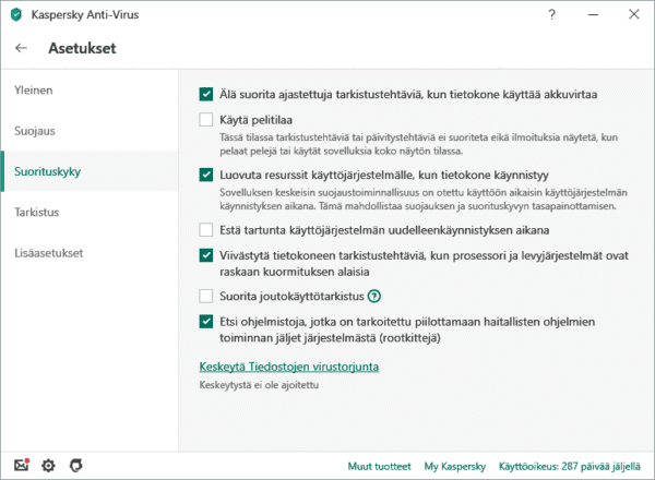 Kaspersky Lab Antivirus - kuva 3